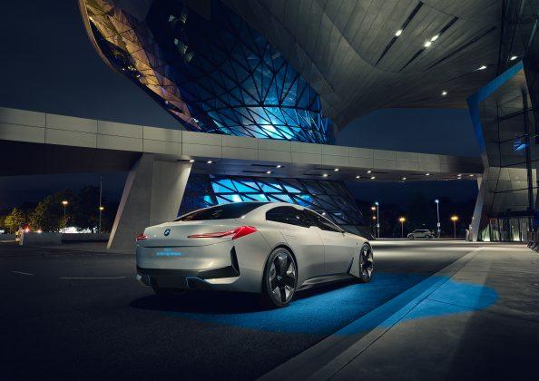 BMW i Vision Dynamics. O nouă formă de plăcere electrizantă a condusului